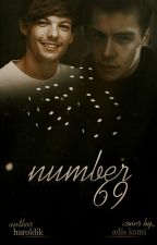 NUMBER 69 [Larry Stylinson] by Haroldik