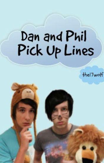 Dan and Phil Pick Up Lines