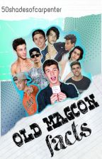 Old Magcon Facts by whoscp