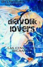 Las Senisas Del Arca Angel ( Diabolik Lovers X Tu ) by lysandra-sakamaki