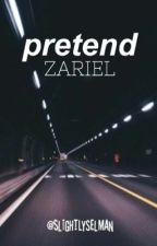 PRETEND ° ZARIEL by SLIGHTLYSELMAN
