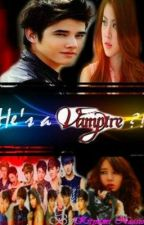He's a Vampire?!>>>Slow update by IamMrsMaurer