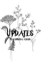 Updates by machiruda-chan