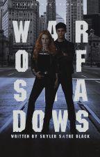 War of Shadows | Alec Lightwood | by livvyfrye