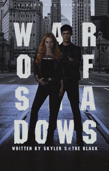 War of Shadows | Alec Lightwood |