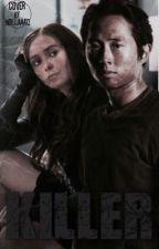 KILLER (Glenn or Negan) by NoeLeto26