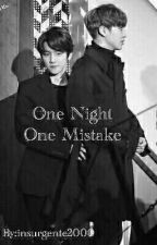 One Night, One Mistake || Chanbaek by insurgente2000