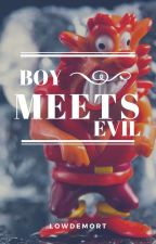 Boy Meets Evil♐ by hopelessfish