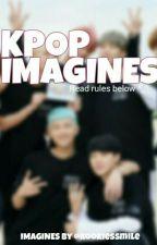 Kpop Imagines by kookiessmile