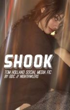 SHOOK ▷ TOM HOLLAND by nighthwlers
