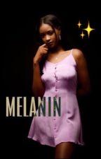 Melanin.  by joannethascammer