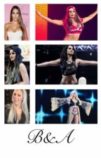 WWE Women Before and After by CaptainRampaige