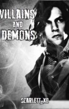 Villains and Demons~Lex Luthor(BvS) (DISCONTINUED) by nevermindmakenna