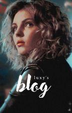 l u x y's    blog by -luxyreus