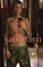 group chat • j.b by drunkstinmuffin