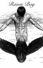 Raven Boy by mummajin