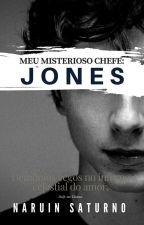 Meu Misterioso Chefe by Nay_Nayra