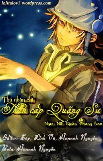 Thú nhân chi thần cấp quáng sư - Ngưu Nãi Quán Thang Bao