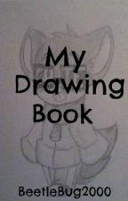 My Drawing Book! by BeetleBug2000
