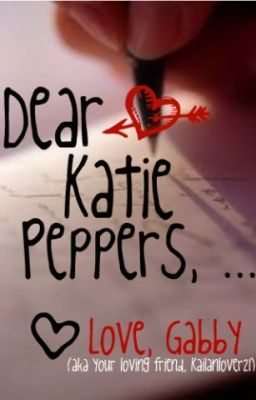 Dear Katie Peppers