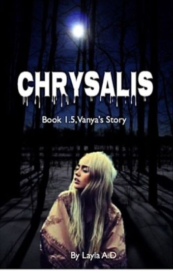 Chrysalis (Book 1.5 in the Wolfen Brethren Series)