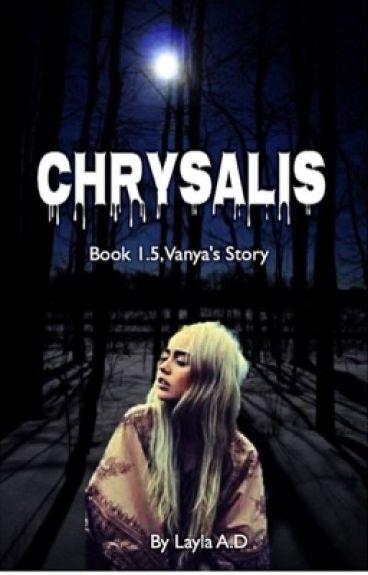 Chrysalis (Book 1.5 in the Wolfen Brethren Series)