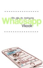 WhatsApp -VKOOK/TAEKOOK by JeonJungkookie-v