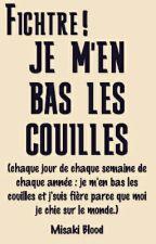 Je M'en Bas Les Couilles by MisakiBlood