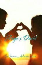 Angie x David by Garmau_Aphmau_Love