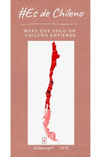 #Es de Chileno