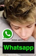 Whatsapp.{Blake Gray}  by denisse_pao15