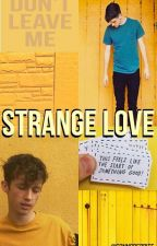 Strange Love | Tronnor by connorsprite