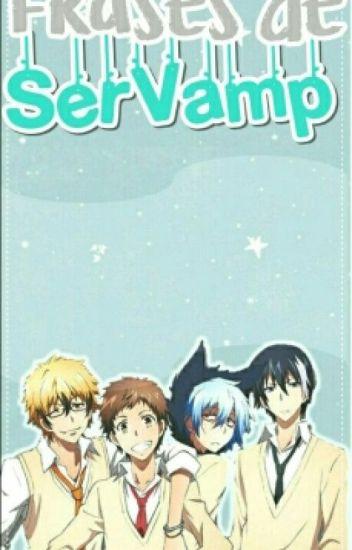 【Frases De Servamp】
