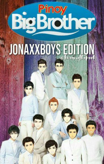 PBB Jonaxx Boys Edition