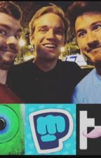 Headphones {jacksepticeye X Markiplier x pewdiepie x reader}  by ShanaynayMoss