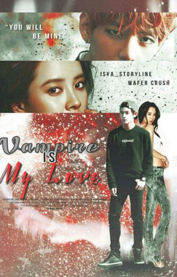 ♥Vampire Is My Love♥ | Kim Taehyung | Bts Ff