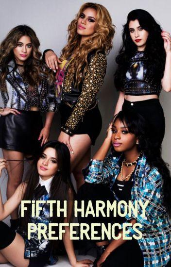 Fifth Harmony Preferences