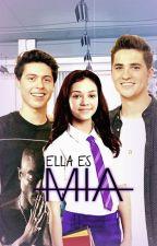 Ella es Mía (LUCAH) by EduardoCF