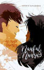 Naufal dan Naura by lisazhr