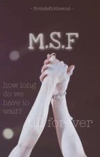 M.S.F - [Markson] [Jark] by FromDeftotheSoul