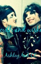 Youth and whisky black veil brides by adl2233