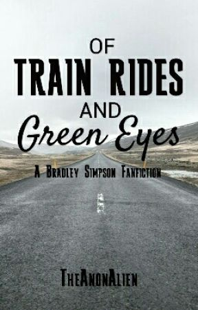 Of Train Rides And Green Eyes by TheAnonAlien
