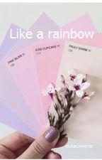 Like A Rainbow // Muke by mukeuniverse