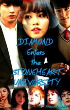 Diamond Enters The Stoneheart University by BrokenQueen_Bitch