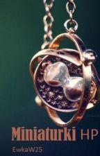 Miniaturki | HP by ewiwie