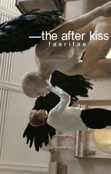 the after kiss   chanbaek