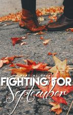 Fighting for September  by AyatAlShawi