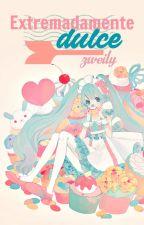 Extremadamente dulce 【Miku x Len】. by Zweily