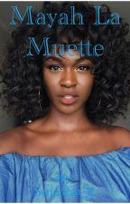 [II]« Mayah La Muette » by Oh_Amigo_