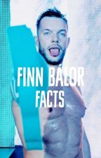 Finn Bálor Facts by beckslotte